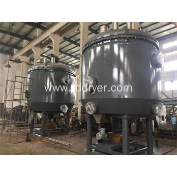 Low Energy Consumption Plate Dryer/Rotary Tray Dryer for Pesticide